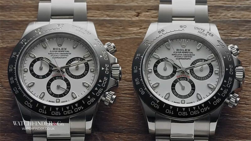 Modern Manufacturing Has Made It Nearly Impossible to Spot a Fake Rolex