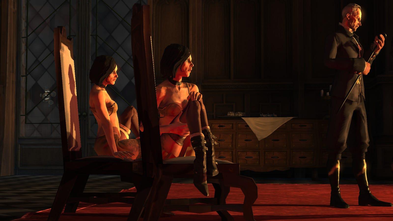 Секс на dark messiah