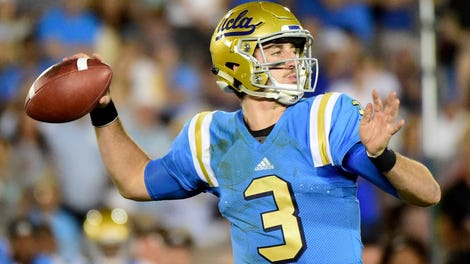 Josh Rosen Gets Brutally Honest About The Tension Between College Football  And School 9fdd04365