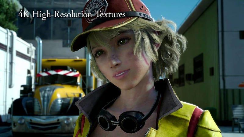Nyren's Corner: I'm Shelving Final Fantasy XV Windows Edition    for