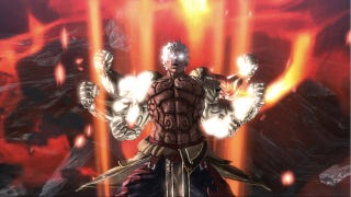 Illustration for article titled Asura's Wrath Demo on January 10th Lets You Try Out 2012's Angriest Game