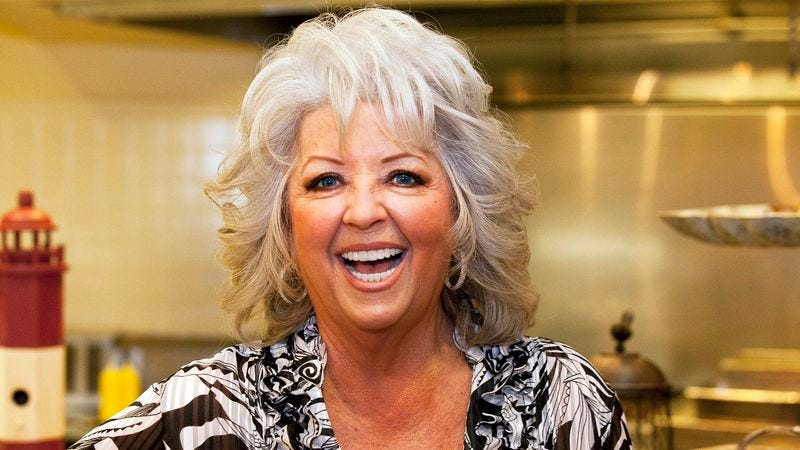 Illustration for article titled Paula Deen Releases Delicious New Butter Product Made From Her Breast Milk