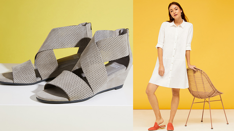 Eileen Fisher Apparel and Shoes Flash Events | Nordstrom Rack