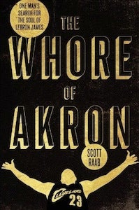 Illustration for article titled In Case You Were Interested In A Book That Calls LeBron James A Whore