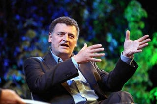 "Illustration for article titled Steven Moffat: A Female Doctor Should Happen for ""Aesthetic Reasons."""
