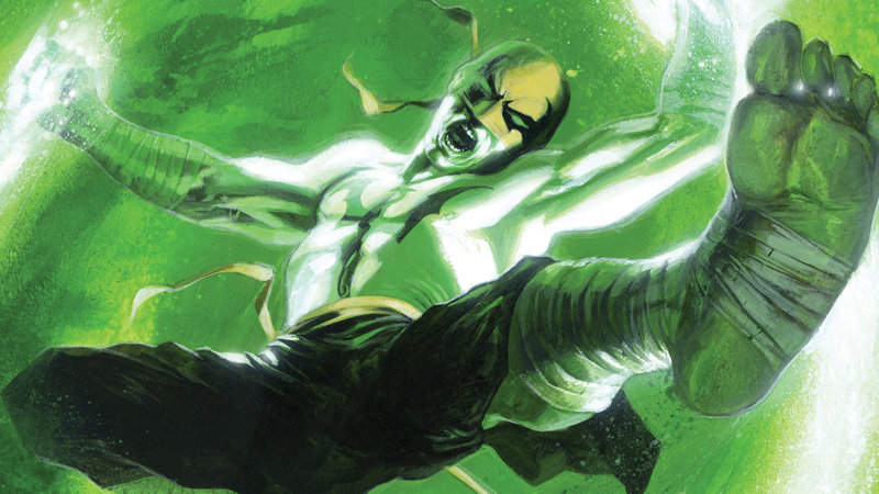 Illustration for article titled Looks Like The Iron Fist TV Show Is Really Happening!