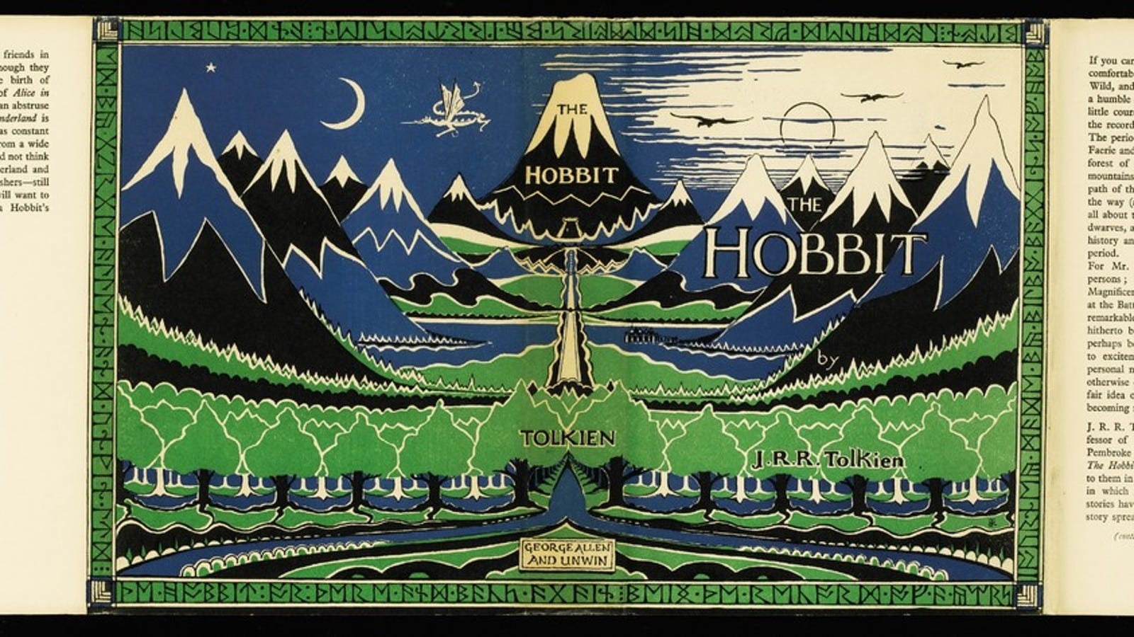 1st Edition Of The Hobbit Sells For 137000