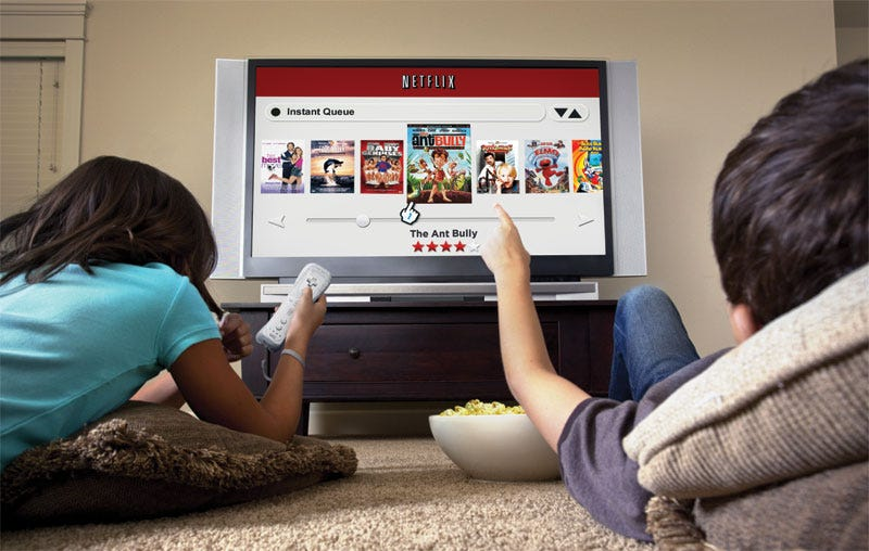 Illustration for article titled Half of All Netflix Users Watch Movies on a Games Console