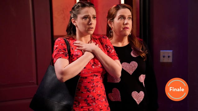 Crazy Ex-Girlfriend departs as its best and truest self: with honesty, heart, and a poop attack