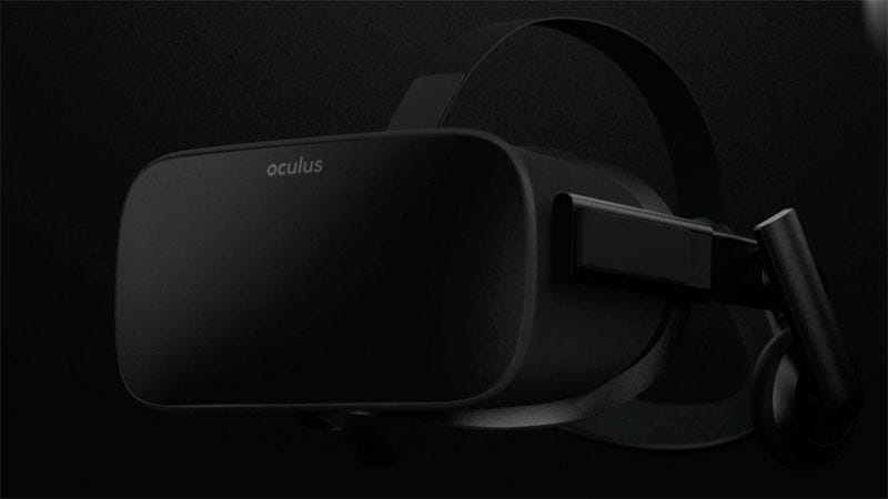 Illustration for article titled Widespread Bug Causes Oculus Rifts To Stop Working [Update]