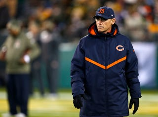 Illustration for article titled Twitter Users Harass Marc Trestman's Daughters After Bears Loss