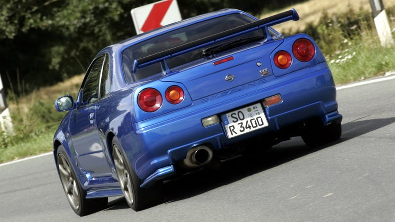 Nissan Is Making Engine Parts for the Skyline's RB26 Again