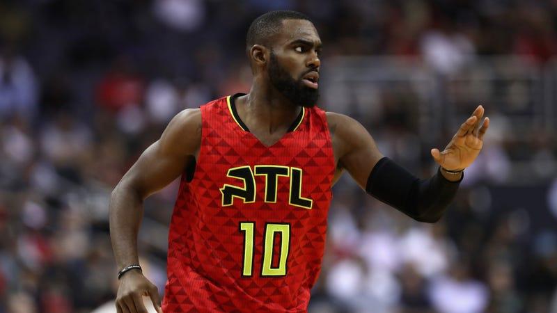 Hawks' Hardaway Jr. signs offer sheet with Knicks