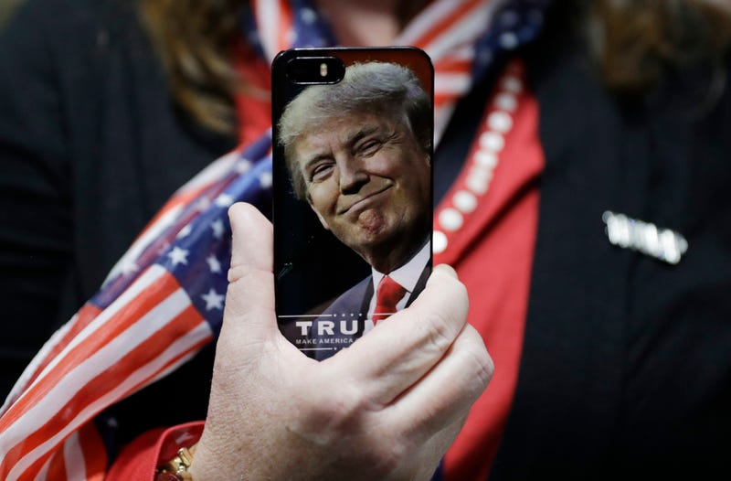 Image result for Chinese and Russian spies hacked trumps iPhone