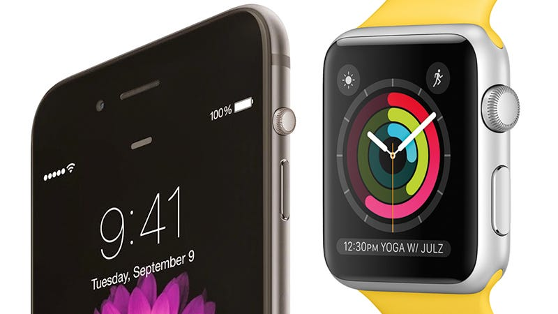 Illustration for article titled Is the Apple Watch's Crown Dial Coming to the iPhone and iPad?