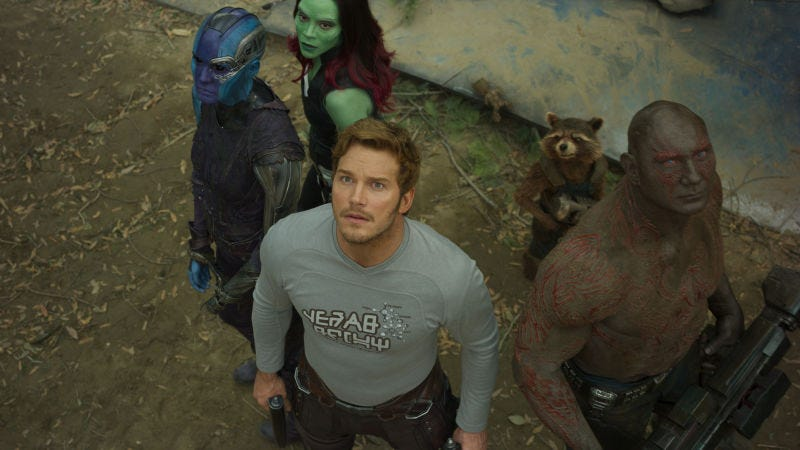 La tercera entrega de la saga de Guardianes de la Galaxia ha sido suspendida.