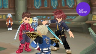 Illustration for article titled Tales of Symphonia: The JOS(T)AY! Review