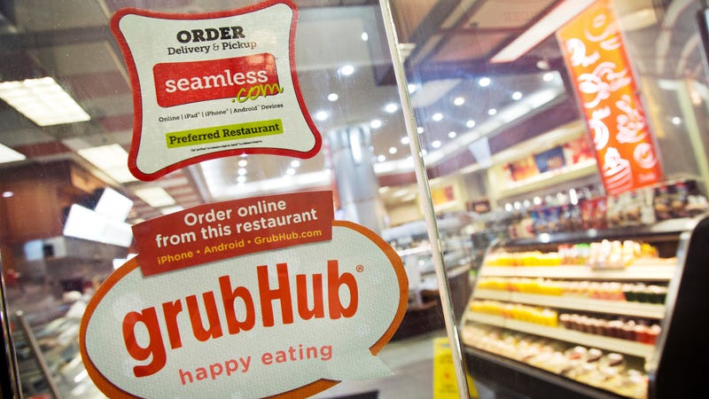 Illustration for article titled Reminder: Grubhub and Seamless Are Shitty to Restaurants