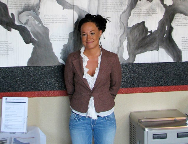 Illustration for article titled How I Know for Sure Rachel Dolezal Is Not Black