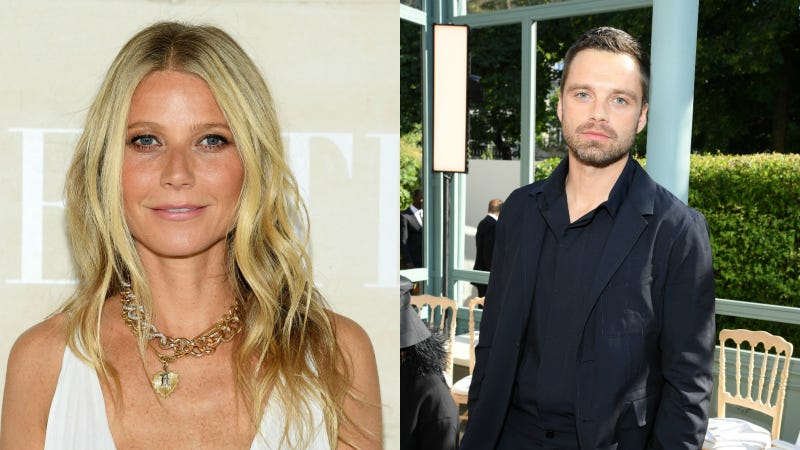 Illustration for article titled Gwyneth Paltrow Doesn't Know Who Fellow Avenger Sebastian Stan Is