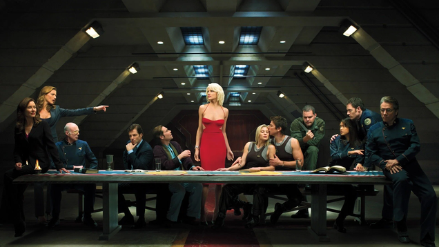Ronald D. Moore Dishes on the Original, 4-Hour Concept for the Battlestar Galactica Finale