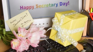"Illustration for article titled ""Secretary's Day"" And Social Control"
