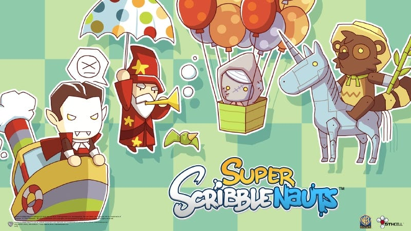 Review: Super Scribblenauts