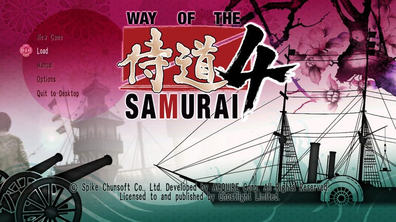 Illustration for article titled Preorder Way Samurai 4 (PC) for 40% off!
