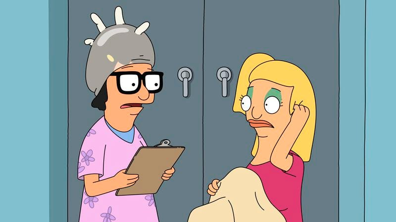 Illustration for article titled Bob's Burgers enters quarantine