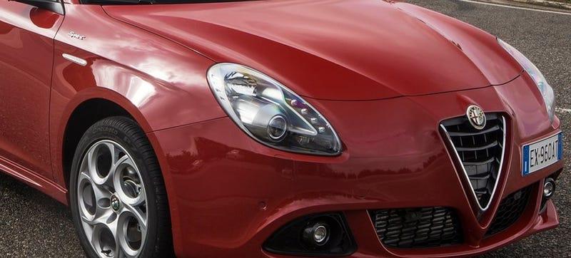 Illustration for article titled Alfa Romeo Developing Ferrari-Derived V6, High-Output Four-Cylinder