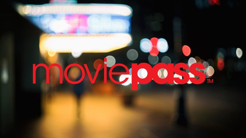 Illustration for article titled MoviePass' $10 Monthly Unlimited Plan Is Back Again