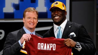 Illustration for article titled Brian Orakpo Is A Company Man, Although He Probably Shouldn't Be