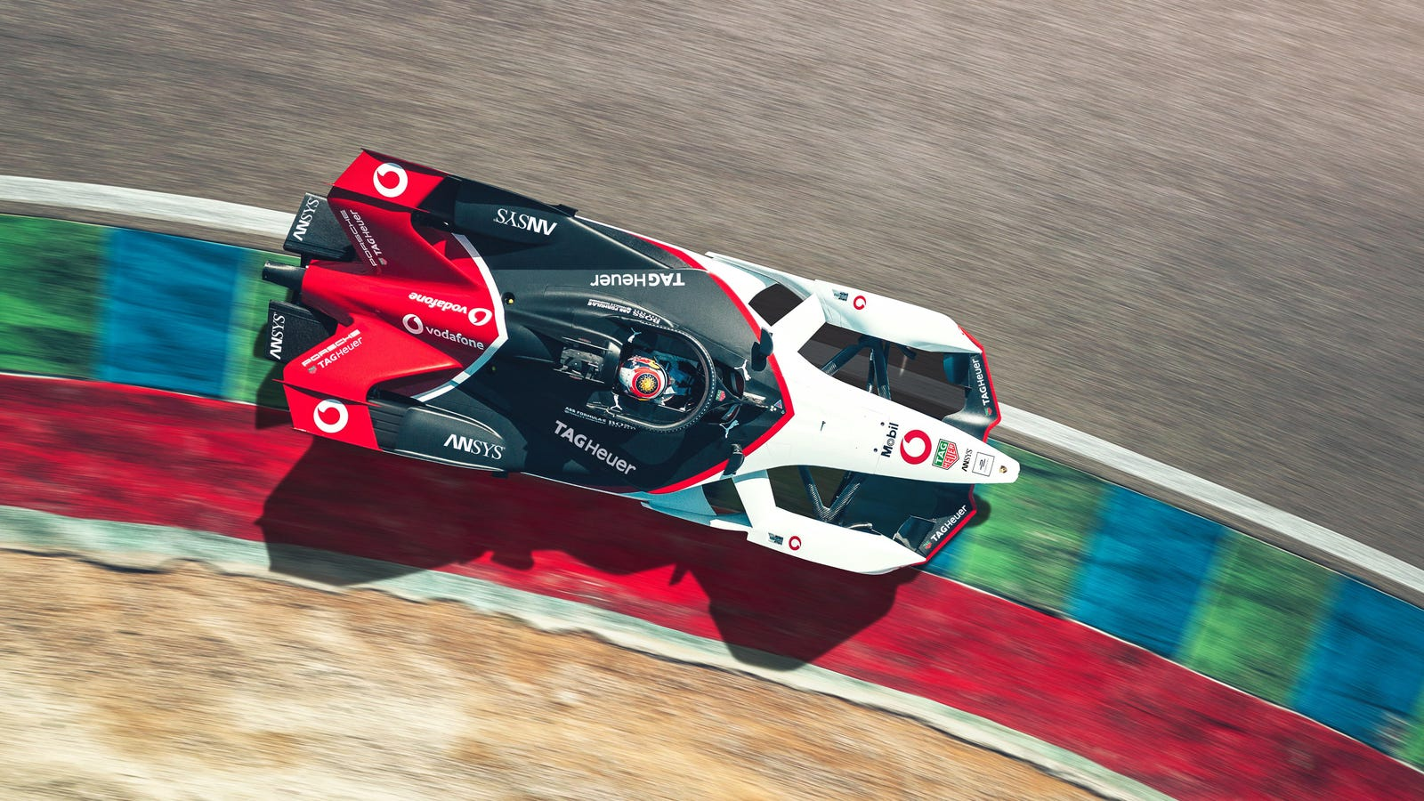 Porsche's Twitch Reveal Of Its Formula E Car Was A Hot Mess