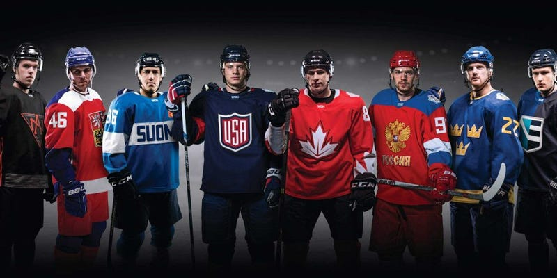 Illustration for article titled World Cup of Hockey