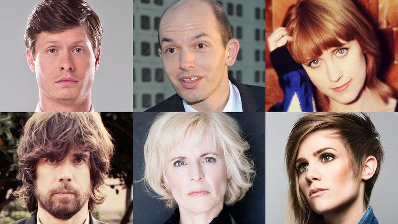 Illustration for article titled Paul Scheer, Jon Wurster, Maria Bamford and more pick what pop culture they're excited for in 2015