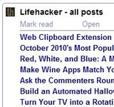 Illustration for article titled RSS Live Links Is a Live Bookmarks Style RSS Reader for Google Chrome
