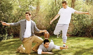 Illustration for article titled BYU Players Star In Worst Abercrombie Catalog Ever