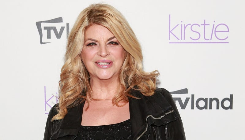 Illustration for article titled Kirstie Alley Stands Up for the Photo-Hounded Celebrities Of the World