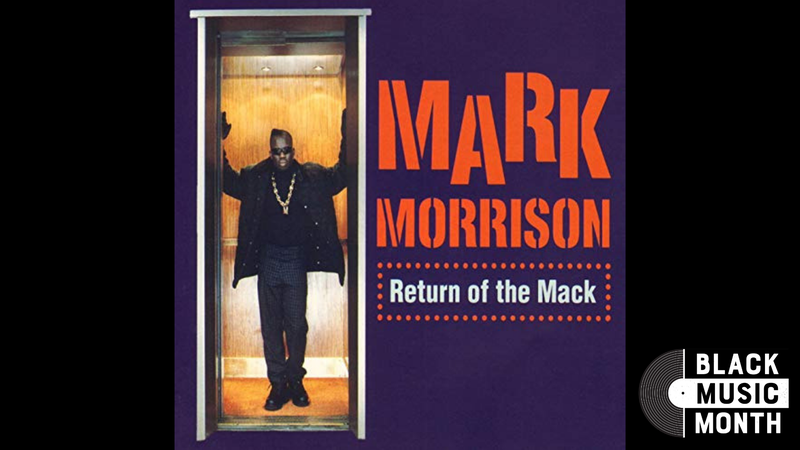 Illustration for article titled 30 Days of Musical Blackness With VSB, Day 22: Mark Morrison, 'Return of the Mack'