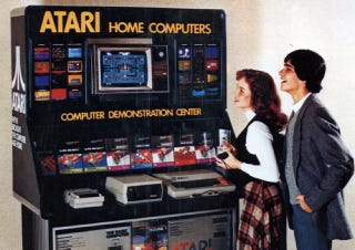 Illustration for article titled ¿Game Over? Atari se declara en bancarrota