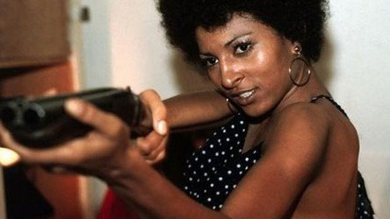 Pam Grier in blaxploitation classic Coffy