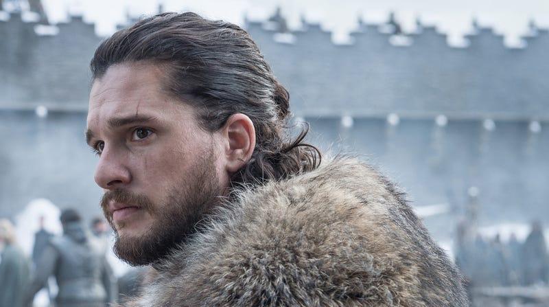 Illustration for article titled Kit Harington still isn't over people calling Jon Snow 'boring'