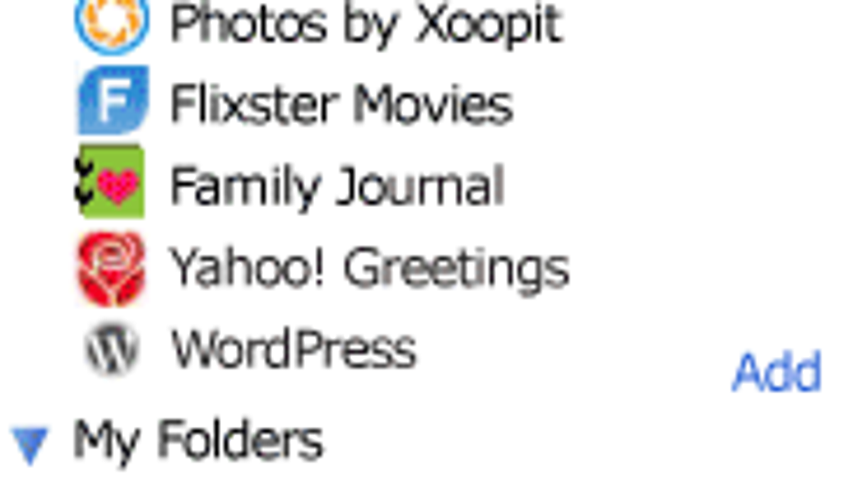 Yahoo mail to get third party applications kristyandbryce Images