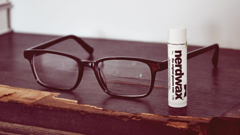 Use Nerdwax to Keep Your Glasses From Slipping