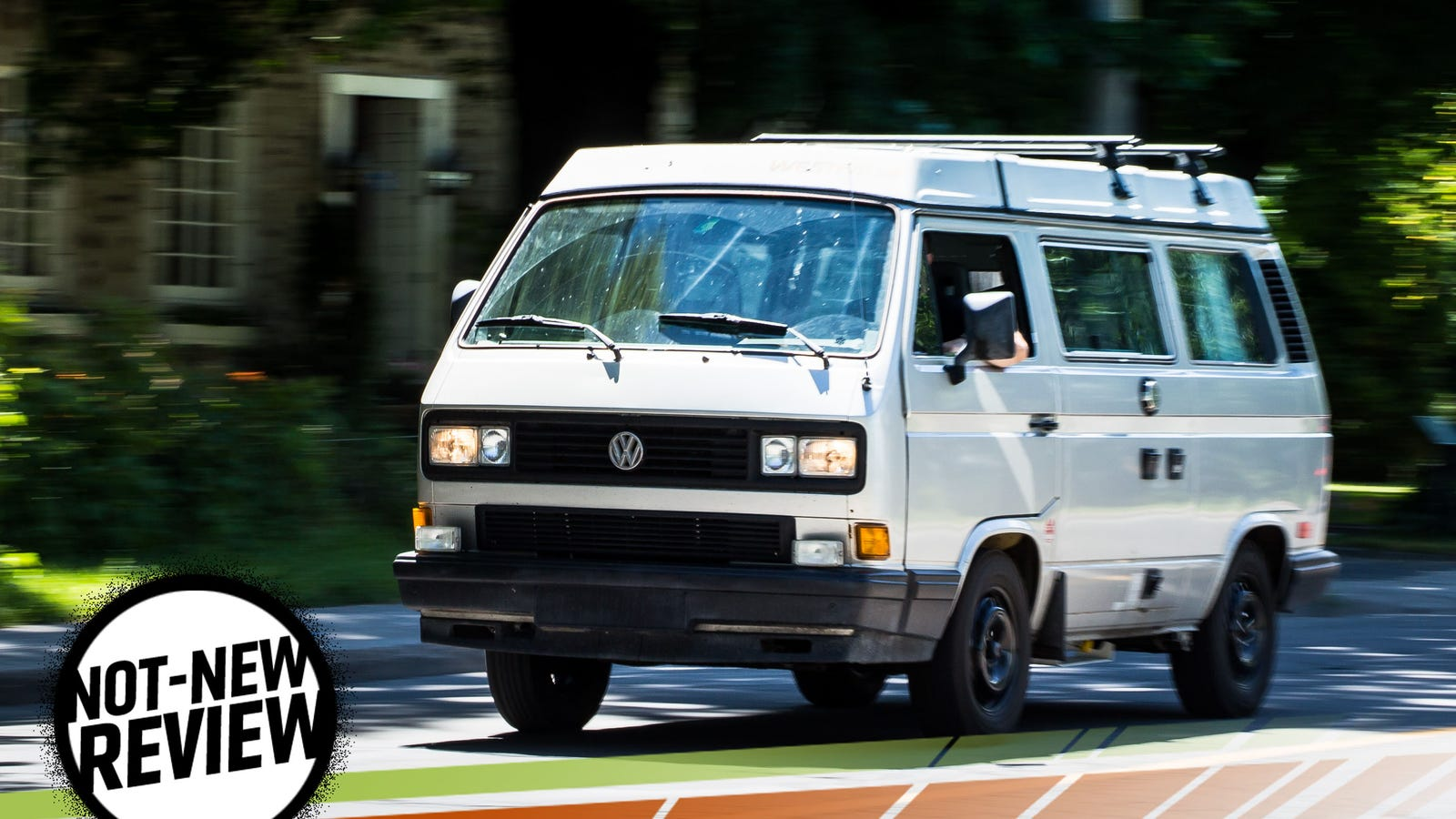 8f0e67897f Why The Volkswagen Vanagon Westfalia Lives Up To The Hype