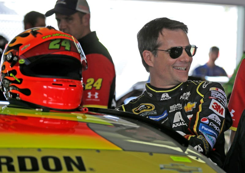 Illustration for article titled What Are Your Favorite Jeff Gordon Memories?