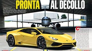 This Lamborghini Cabrera Rendering Will Make You Weak In The Knees