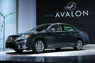 Illustration for article titled 2011 Toyota Avalon