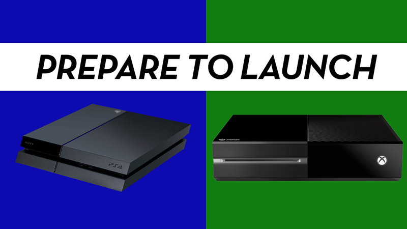 Illustration for article titled Every Game Coming Out Between The PS4 And Xbox One