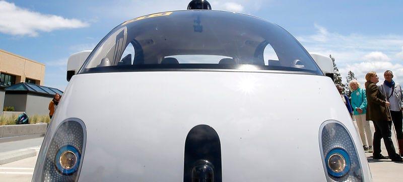 Illustration for article titled Los coches autónomos contarán legalmente como conductores en Estados Unidos